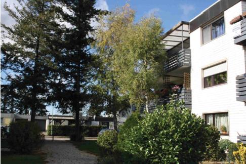 3 Zimmerwohnung In Gepflegter Wohnanlage Wohnpark 12 52388